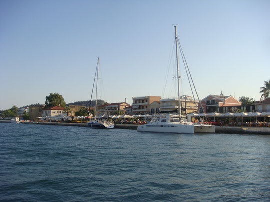 Hafen Lixourie