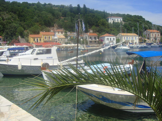 Hafen Poros