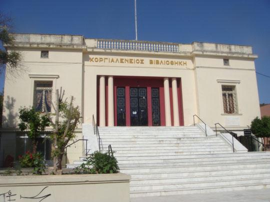 Bibliothek Agrostoli