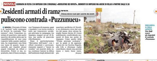 Gazzetta del Mezzogiorno, 1/5/2012