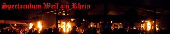 Mittelalter Phantasiespectaculum zu Weil am Rhein 2011