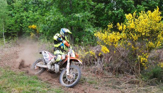 Xaintrie Moto-Club  5eme  Rando des Barrages