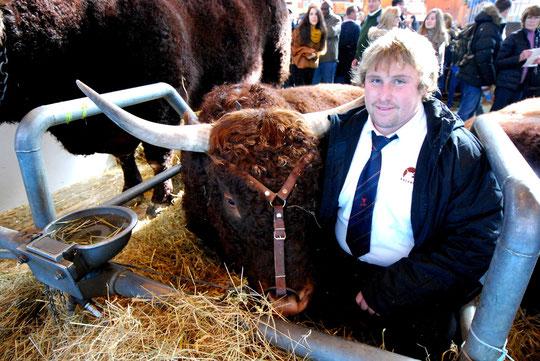 GEAC BREUIL DE RIGIER Salon de l'Agriculture 2015 (Fred)