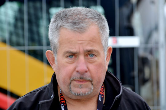Jean-François BUISSON président de l'organisation (Photo Xaintrie-Passions)