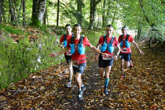 X-Trail Corrèze Dordogne 2018