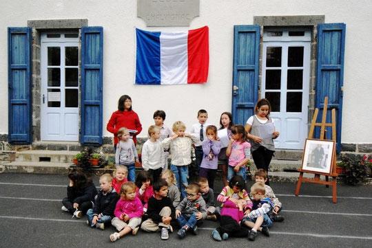 Lundi 12 Septembre 2011 Ecole André DECELLE à Chalvignac (15)