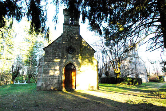Sanctuaire de BELPEUCH