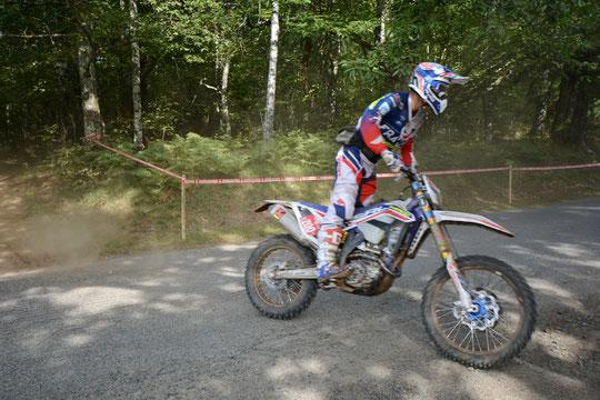 Jérémy TARROUX France Champion du Monde 2017