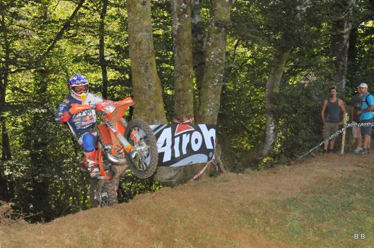 Christophe NAMBOTIN France Champion du Monde 2017