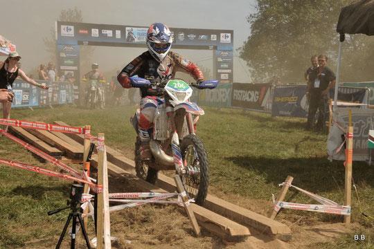 Anthony GESLIN Champion du Monde Junior 2017