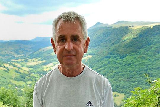 Jean-Pierre LALLET Les Burons de Salers