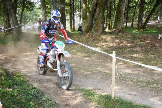 Anthony GESLIN France Champion du Monde Junior 2017
