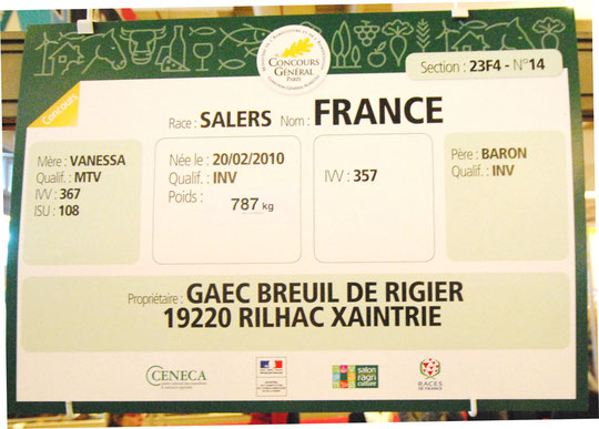 GAEC BREUIL DE RIGIER
