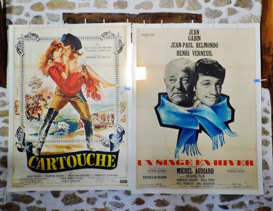 Affiches Jacques LESCURE