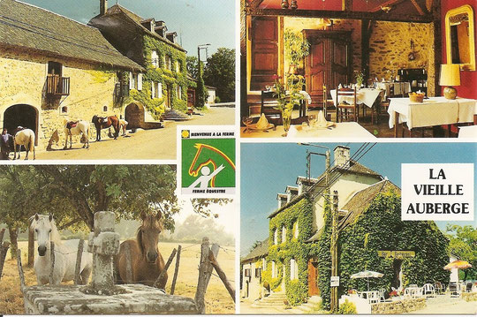 La vieille auberge site de xaintrie passions - Office du tourisme andorre la vieille ...