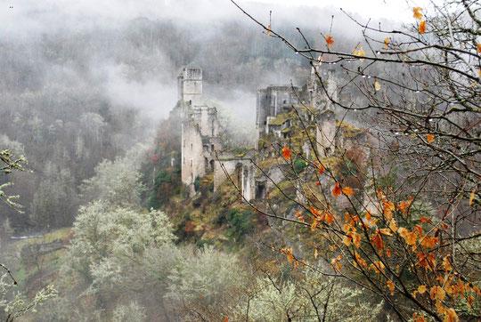Les Tours de Merle, Saint-Géniez-Ô-Merle (19)