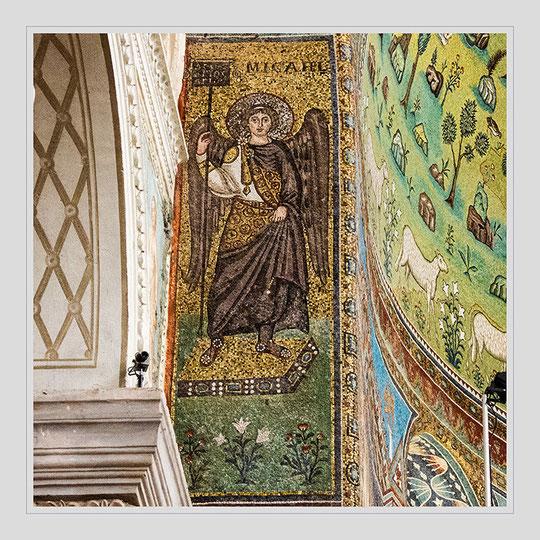 'MICHAEL' - in Ravenna: 'Sant'Apollinare in classe'