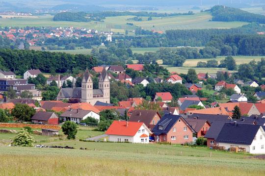 Mein Heimatort  Rimbeck
