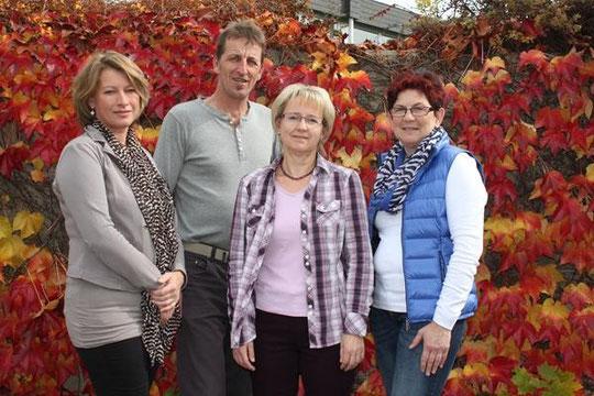 Personal der Volksschule Grünbach, Schuljahr 2013/14