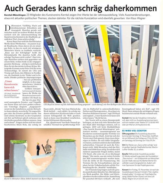 Stuttgarter Zeitung / Strohgäu Extra 08.11.2017