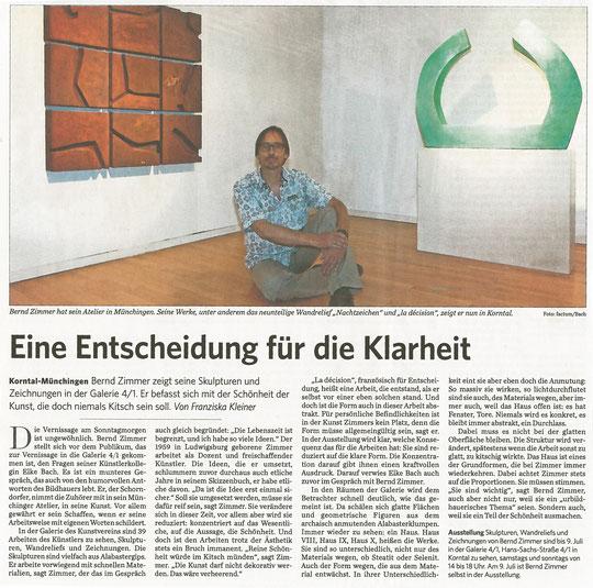 Stuttgarter Zeitung/Strohgäu Extra 19.06.2017