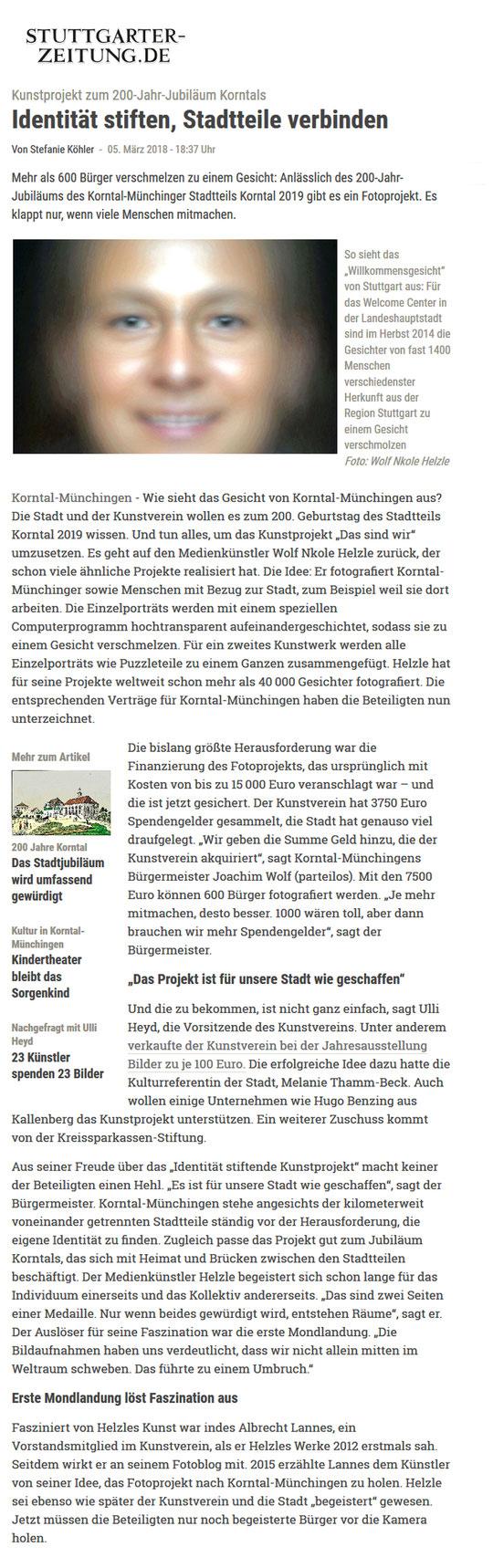 Stuttgarter Zeitung 05.03.2018