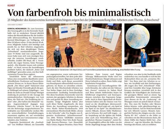 Ludwigsburger Kreiszeitung 07.11.2018