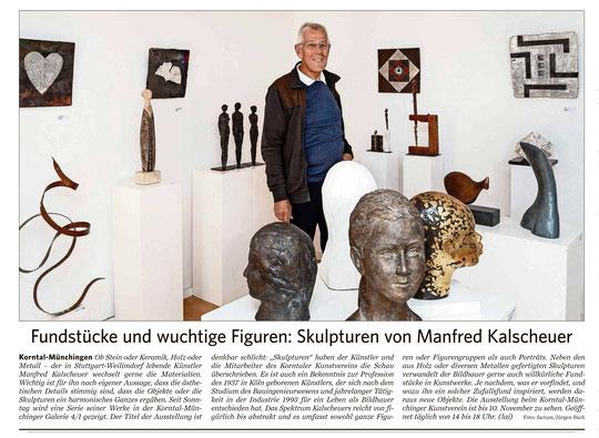 Strohgäu Zeitung, 14.10.2019