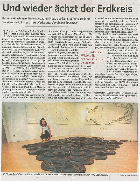 Stuttgarter Zeitung/Strohgäu Extra 11.07.2016