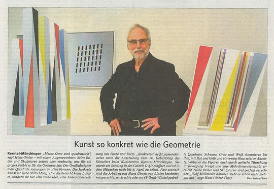 Stuttgarter Zeitung/Strohgäu Extra 17.03.2014