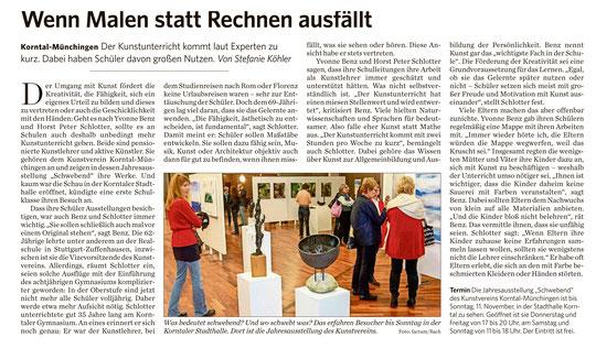 Stuttgarter Zeitung / Strohgäu Extra 08.11.2018