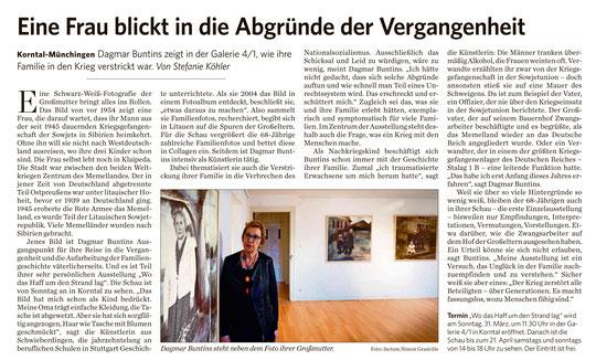 Stuttgarter Zeitung / Strohgäu Extra  27.03.2019