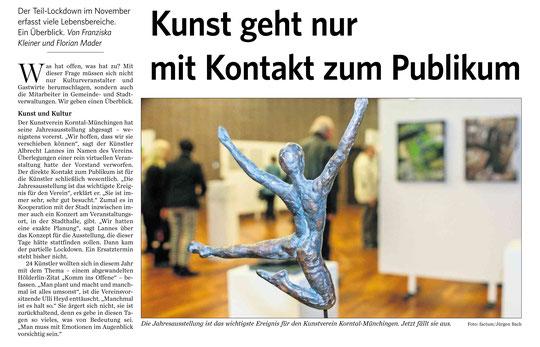 Strohgäu Zeitung 09.11.2020