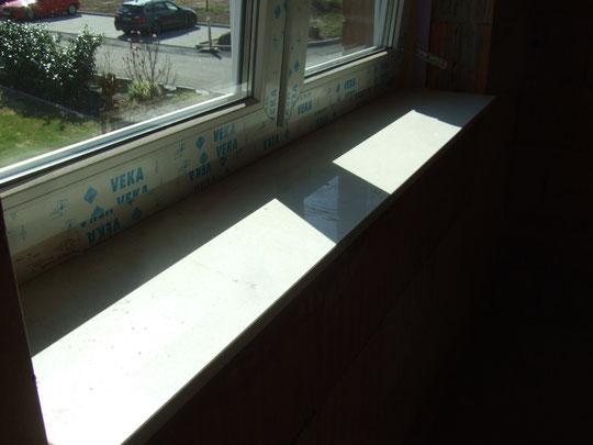 Die Fensterbänke