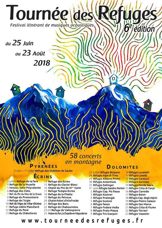 """Bel enchaînement """"alpi/music"""" !!!! 8 juillet Promontoire, 9 juillet l'Aigle 10 juillet L'Alpe de Villar d'Arène, 11 juillet Adèle Planchard 12 juillet Pavé, 13 juillet Chatelleret..."""