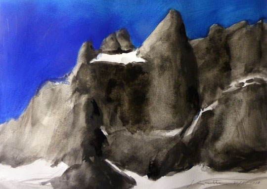 Notre Meije à tous... La magnifique ! Avec son glacier Carré, qui verse une larme... Merci Jean-Marc Rochette.