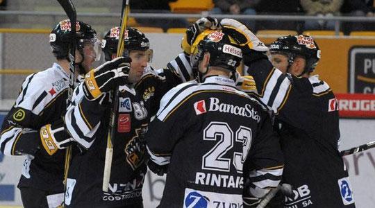 HC Lugano HomePage Bild anklicken