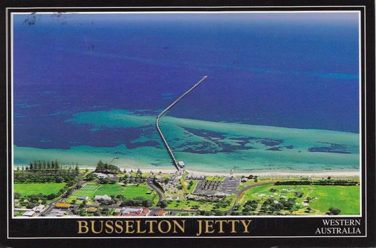 Busselton Jetty Fribi