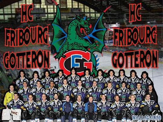 HC Freiburg-Gotteron HomePage Bild anklicken