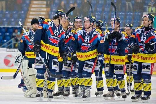 Kloten-Flyers HomePage Bild anklicken
