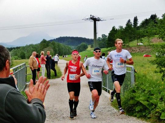 Ich, Alexander Hirschberg, Florian Lorenz