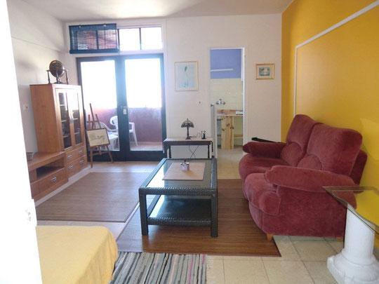 Apartment zur Langzeitmiete in der Innenstadt von Puerto de la Cruz auf Teneriffa