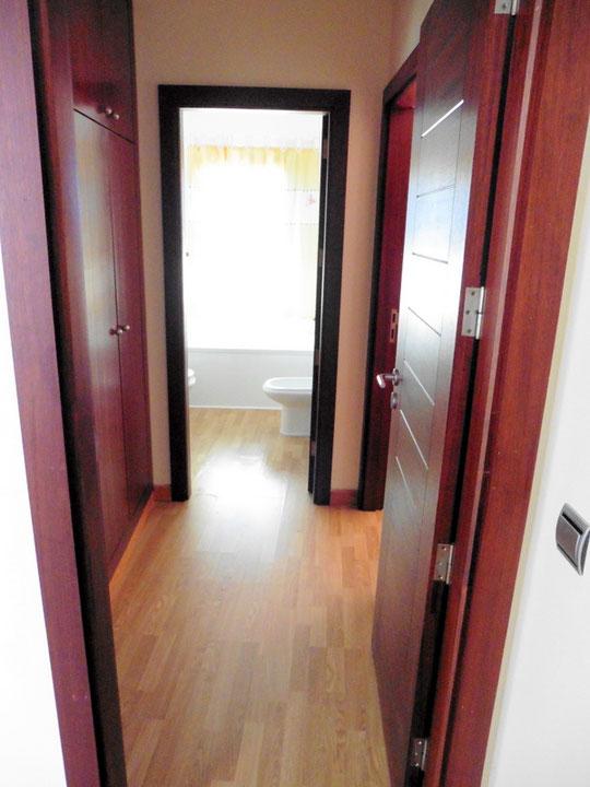 Zugang zum Masterschlafzimmer