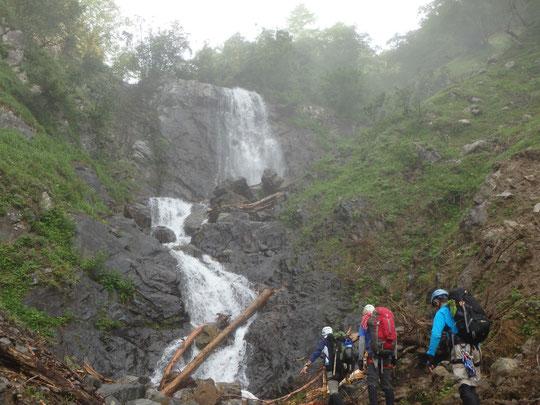 第一の大滝