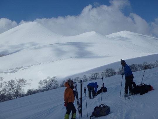 シャクナゲ岳、ビーナスの丘