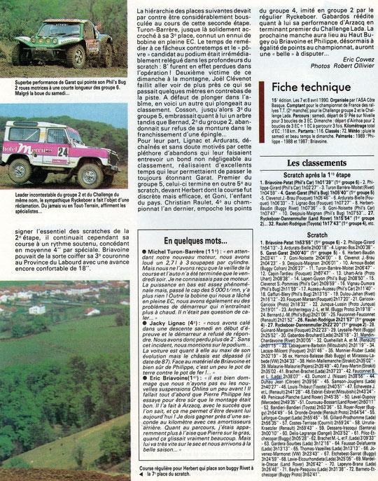 1990 - Province du Labourd