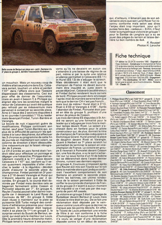 1990 - Echappement - Plaines & Vallées