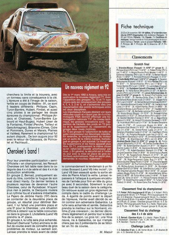 1991 - Plaines & Vallées