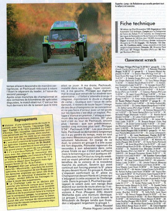 1989 - Plaines & Vallées