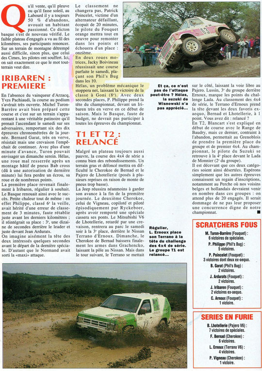 1993 - Auto Verte - Labourd